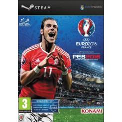 PES 2016 UEFA Euro 2016