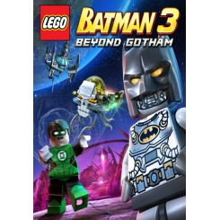 لگو بتمن 3 آنسوی گتهام | LEGO Batman 3 Beyond Gotham