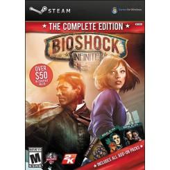 Bioshock Infinite The Complete Edition