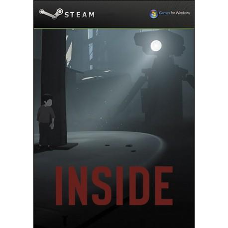 سی دی کی اشتراکی | INSIDE