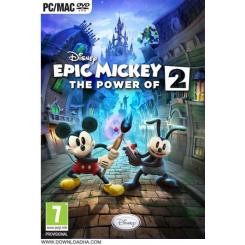 بازی Epic Mickey 2