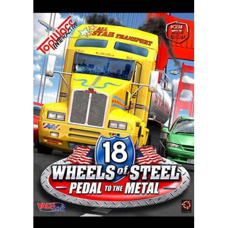 بازی ۱۸ Wheels of Steel Anthology