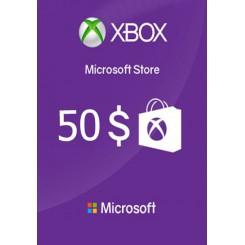 گیفت 50 دلاری مایکروسافت امریکا