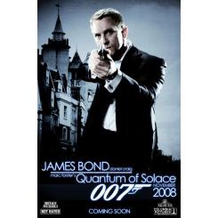 بازی James Bond 007 Quantum of Solace