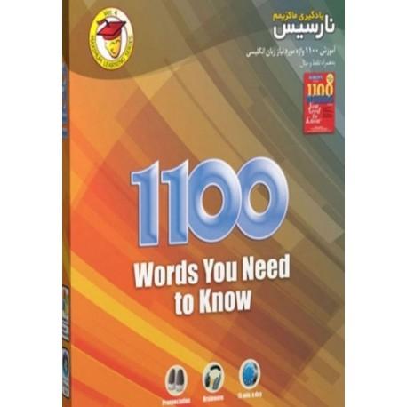 نارسیس 1100 واژه