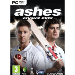 بازی Ashes Cricket 2013
