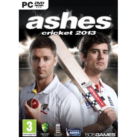 بازی Ashes Cricket 2013