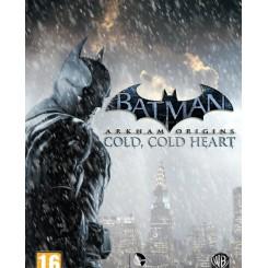 بازی Batman : Arkham Origins : Cold, Cold Heart