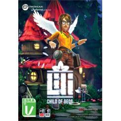 بازی لیلی کودکی از شهر جئوس (پرنیان)