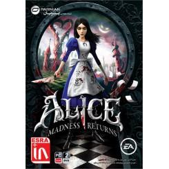 بازی آلیس بازگشت جنون (پرنیان)