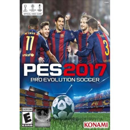 Pro Evolution Soccer 2017 (Steam)