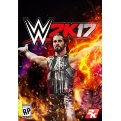 WWE 2K17 Deluxe Edition