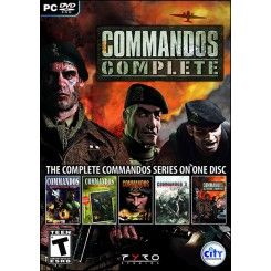 Commandos Complete Collection