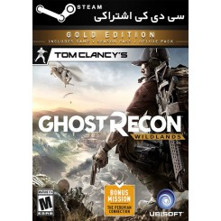 Tom Clancys Ghost Recon Wildlands CD KEY