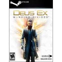 Deus Ex Mankind Divided Deluxe Edition
