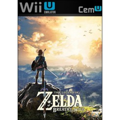 The Legend Of Zelda Breath Of The Wild (Wii U Cemu)