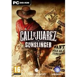 ندای خوارز تفنگدار Call of Juarez Gunslinger