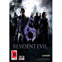 شرکتی Resident EVIL 6