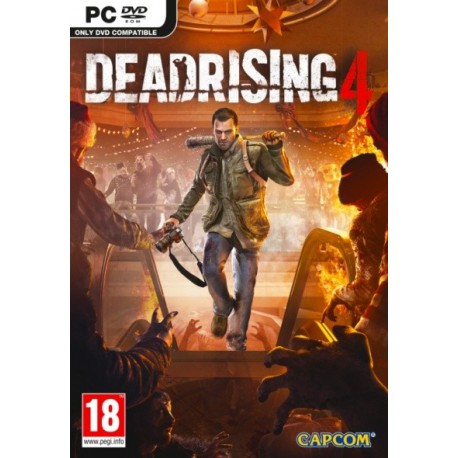 Dead Rising 4 (Steam Backup)