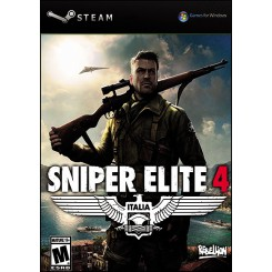 Sniper Elite 4 Deluxe Edition (Steam Backup)