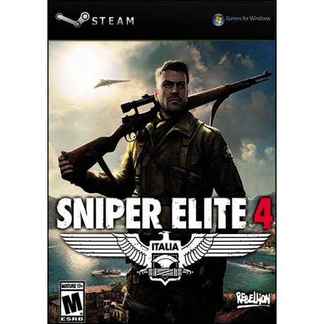 Sniper Elite 4 Deluxe Edition (Steam Backup)