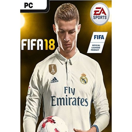 CD Key اشتراکی بازی FIFA 18