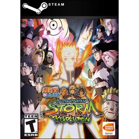 بازی Naruto Ultimate Ninja Revolution