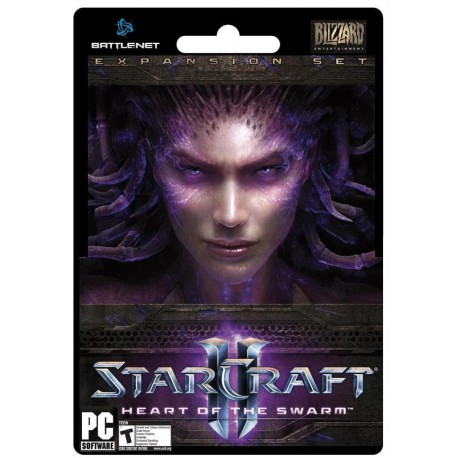Starcraft II Heart Of The Swarm