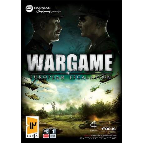 بازی War Game European Escalation شرکتی