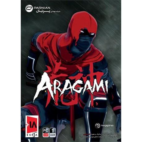 بازی Aragami Assassin Masks Set شرکتی