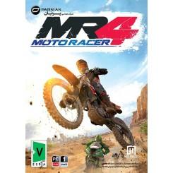 بازی Moto Racer 4 شرکتی