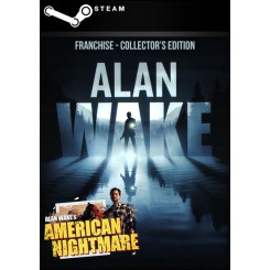 Alan Wake Franchise Collector's Edition