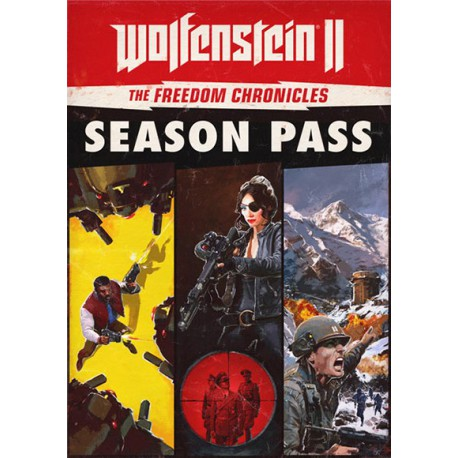 Wolfenstein II The Diaries Of Agent Silent Death