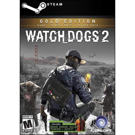 سگهای نگهبان ۲ - Watch Dogs 2 Gold Edition