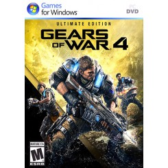 چرخ دهنده های جنگ ٤ - Gears Of War 4