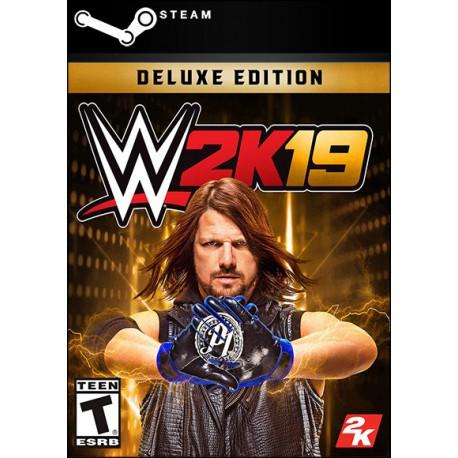 خرید بازی WWE 2K19 کشتی کج 2019