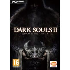 Dark Souls II Scholar Of The First Sin