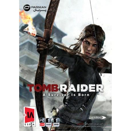 شرکتی پرنیان Tomb Raider: A Survivor Is Born