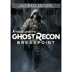 سی دی کی اشتراکی Ghost Recon Breakpoint Ultimate Edition