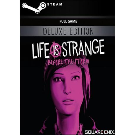 بازی زندگی قویست 2 قبل از طوفان Life is Strange Before The Storm برای کامپیوتر