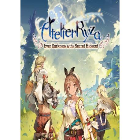 خرید بازی Atelier Ryza: Ever Darkness & the Secret Hideout برای PC
