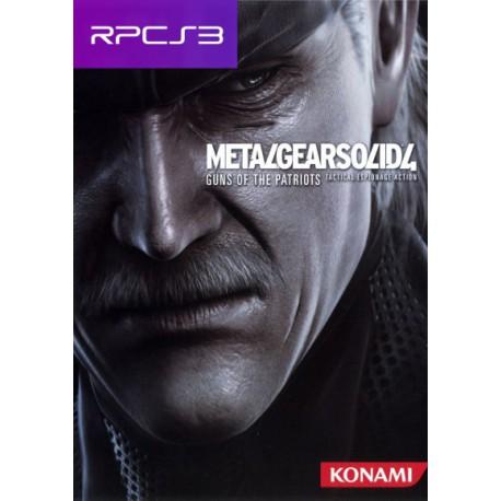خرید بازی Metal Gear Solid 4 برای کامپیوتر