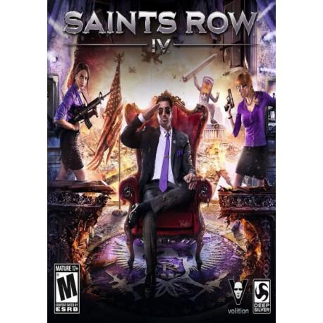 ردیف قدیسان 4   Saintsrow IV