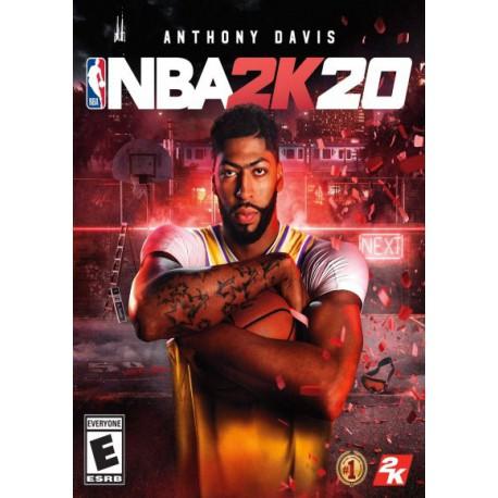 خرید بازی NBA 2K20 برای کامپیوتر