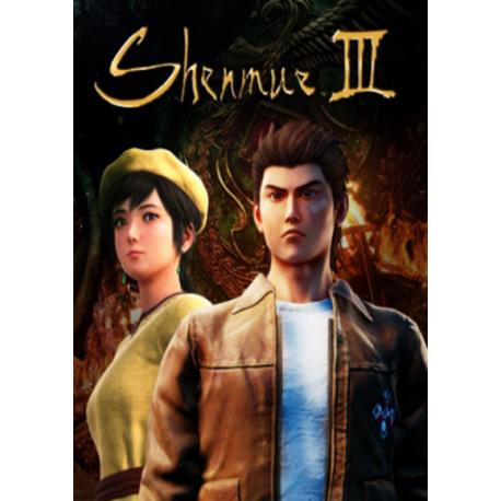 خرید بازی Shenmue III برای کامپیوتر