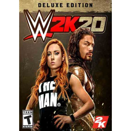 خرید بازی wwe 2k20 deluxe edition برای PC