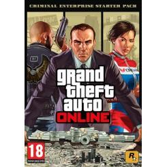 سی دی کی اشتراکی Grand Theft Auto V Online