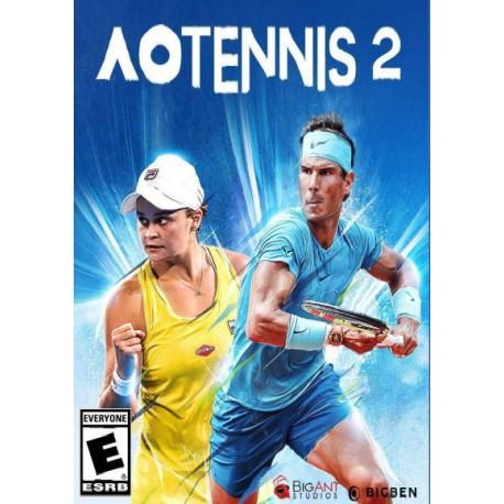خرید بازی AO International Tennis 2 برای کامپیوتر