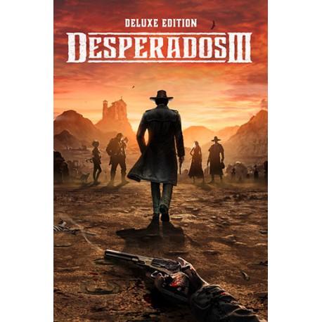 خرید بازی Desperados III Deluxe Edition برای کامپیوتر