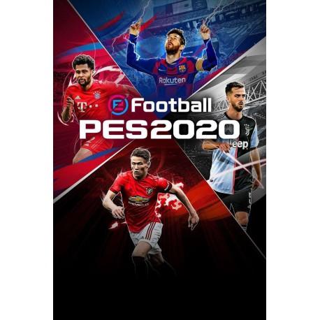 خرید بازی eFootball PES 2020 برای کامپیوتر